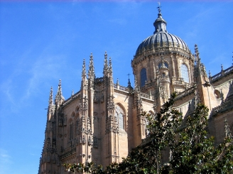 New Cathedral (Salamanca)