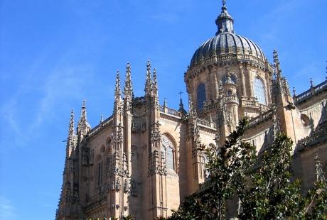 Nouvelle Cathédrale (Salamanca)