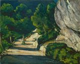 Paul Cezanne. Exhibition of the Thyssen-Bornemisza Museum in Spain