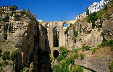New Bridge in Ronda